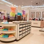 Магазин одежды DESEO, музыка для магазина одежды