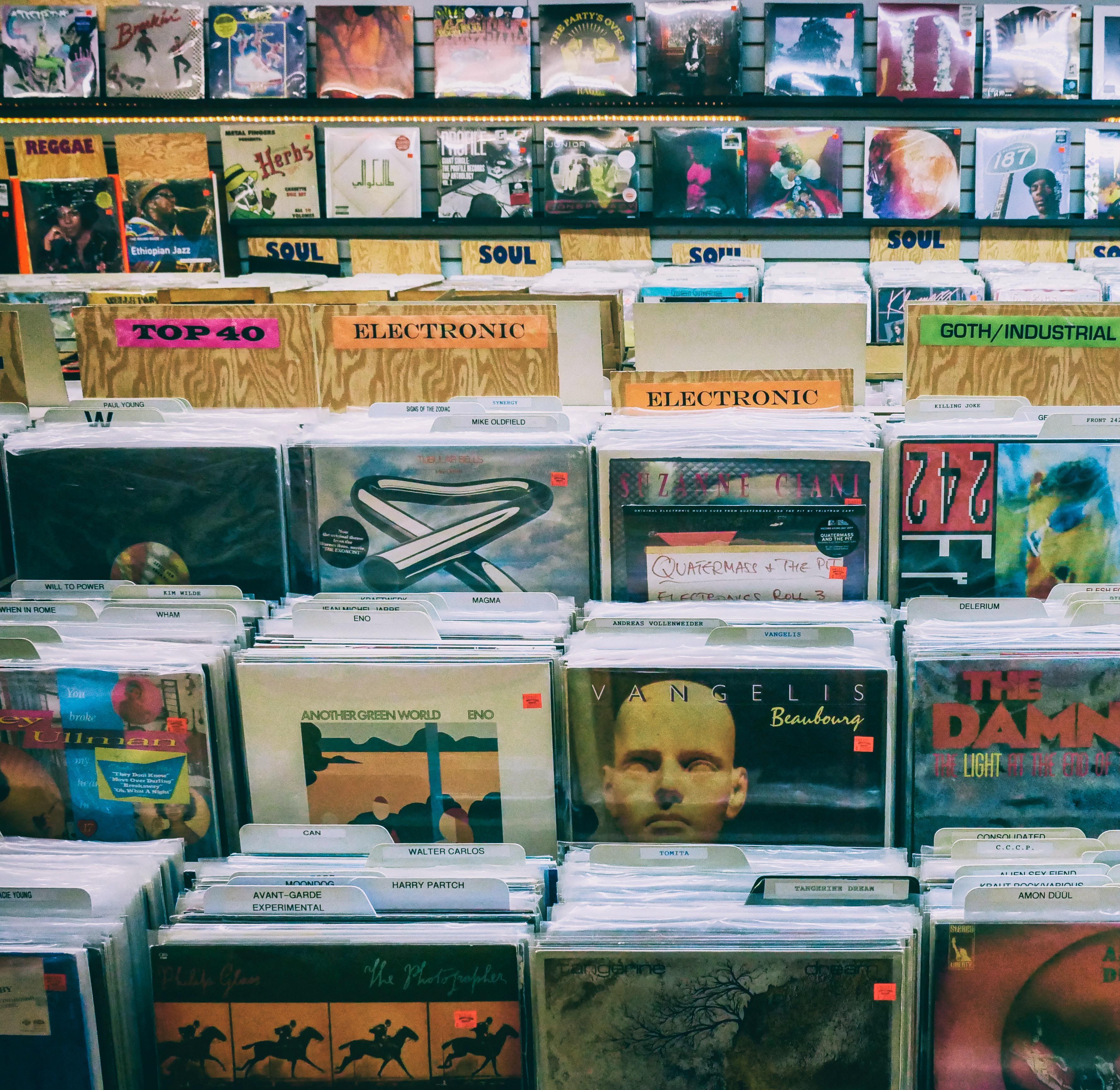 Как выбрать музыкальный формат для бизнеса | Картинка на сайте